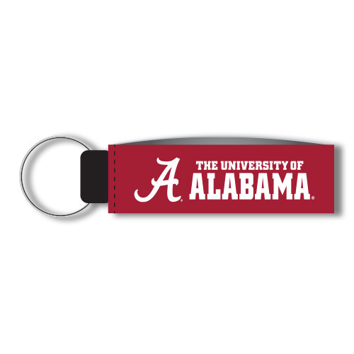 Alabama Keychain Wristlet