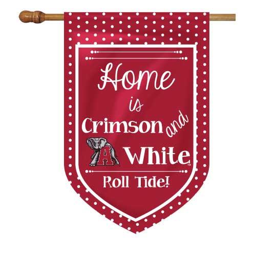 Alabama House Flag - Home Is