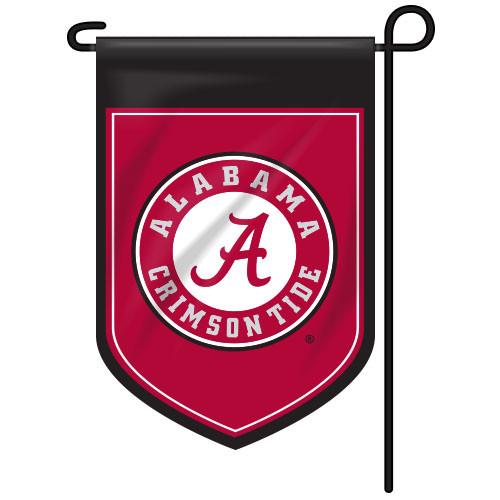 Alabama Shield Garden Flag