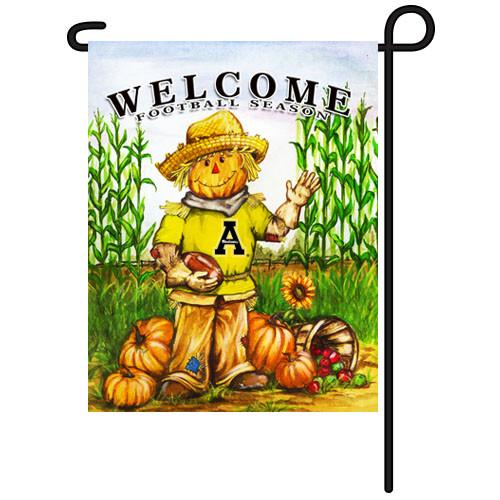 Appalachian State Scarecrow Garden Flag
