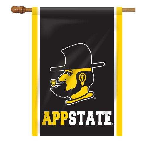 Appalachian State Rectangle House Flag - Yosef