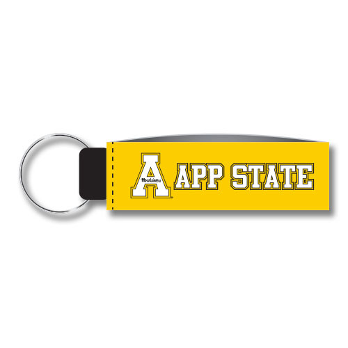 Appalachian State Keychain Wristlet