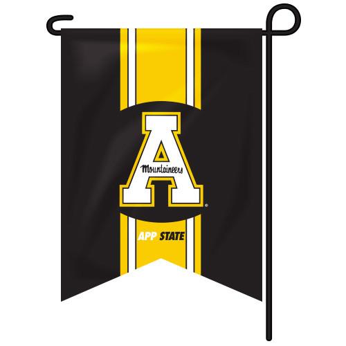 Appalachian State Vintage Garden Flag
