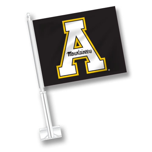 Appalachian State Car Flag - Yosef
