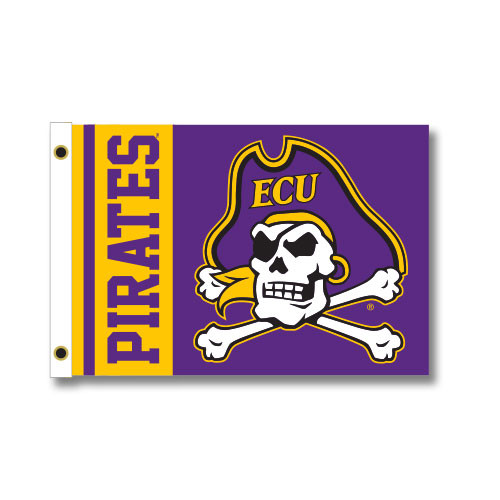 East Carolina Tailgating Flag