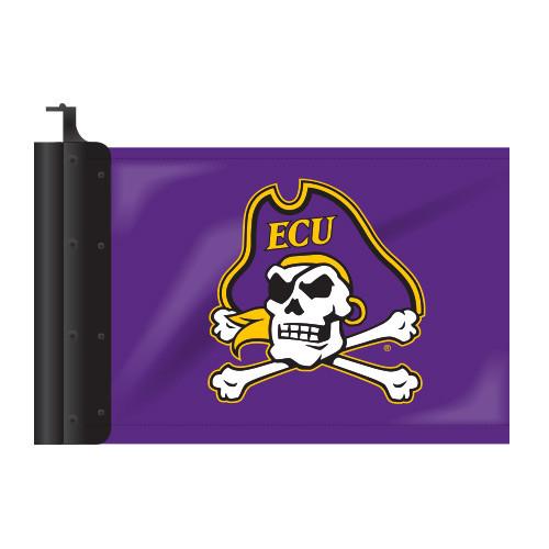 East Carolina Antenna Flag