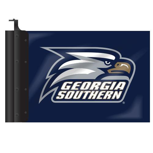 Georgia Southern Antenna Flag