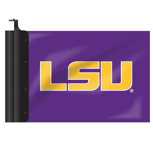 LSU Antenna Flag