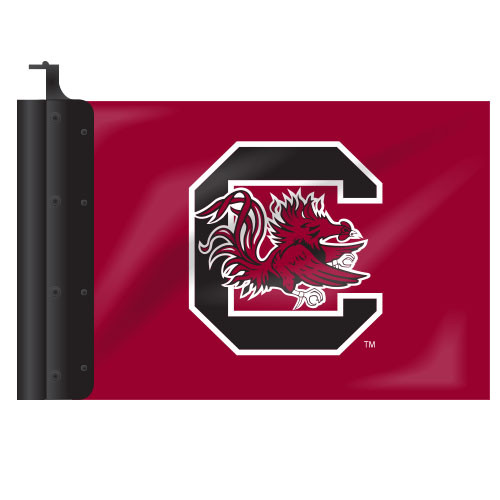 South Carolina Antenna Flag