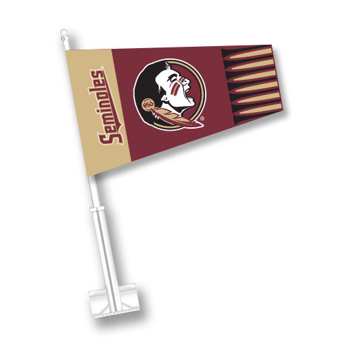 Florida State Car Sock