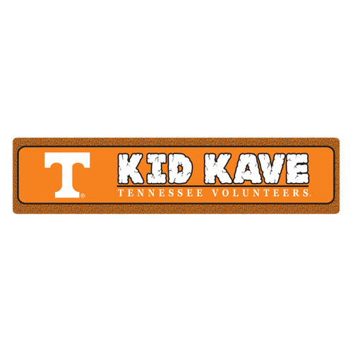 "Tennessee 4""x18"" Metal Sign"