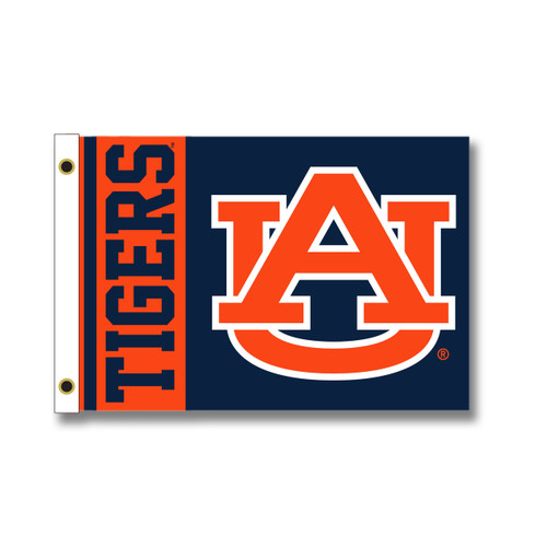 Auburn Tailgating Flag