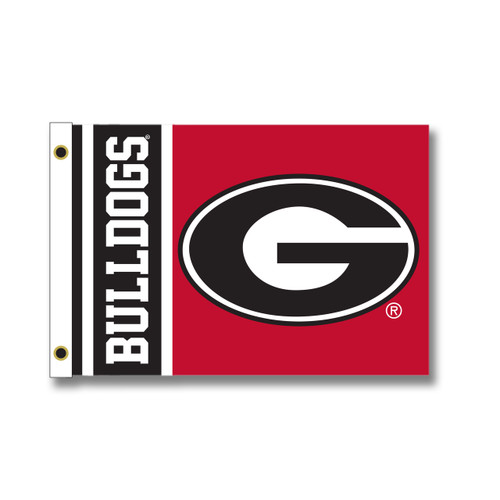 Georgia Tailgating Flag