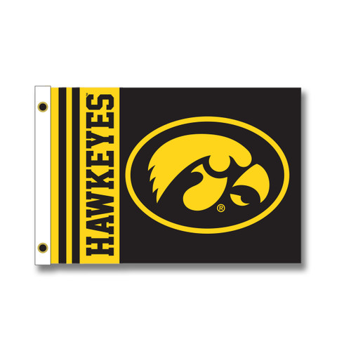Iowa Tailgating Flag