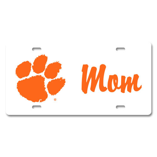Clemson Specialty License Plate
