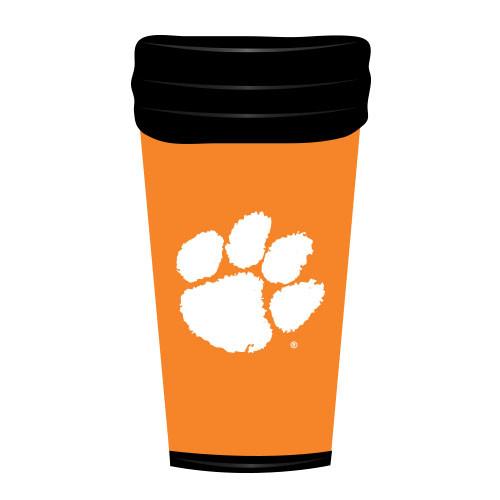 Clemson Travel Mug