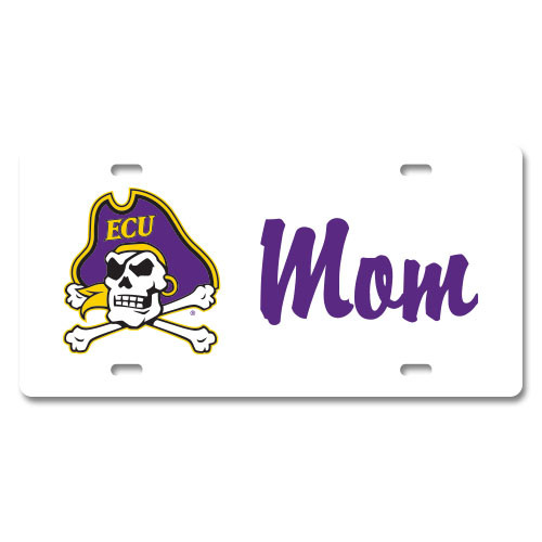 East Carolina Specialty License Plate