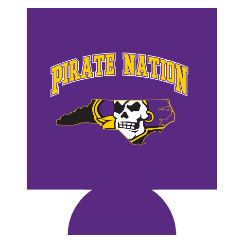 East Carolina Can Hugger - Pirate Nation