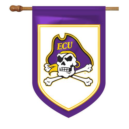 East Carolina Shield House Flag