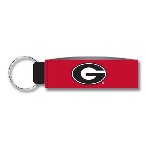 Georgia Keychain Wristlet