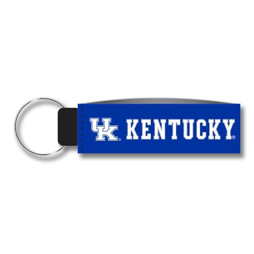 Kentucky Keychain Wristlet