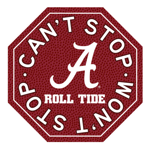 "Alabama 12"" Road Sign"