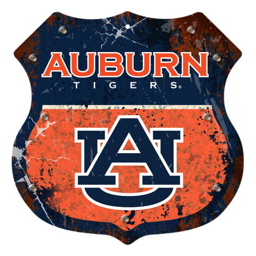 "Auburn 12"" Road Sign"