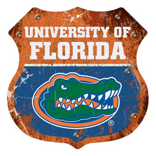 "Florida 12"" Road Sign"