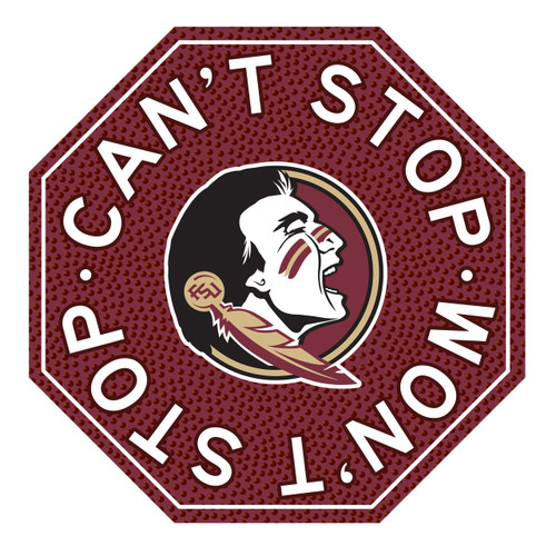 "Florida State 12"" Road Sign"