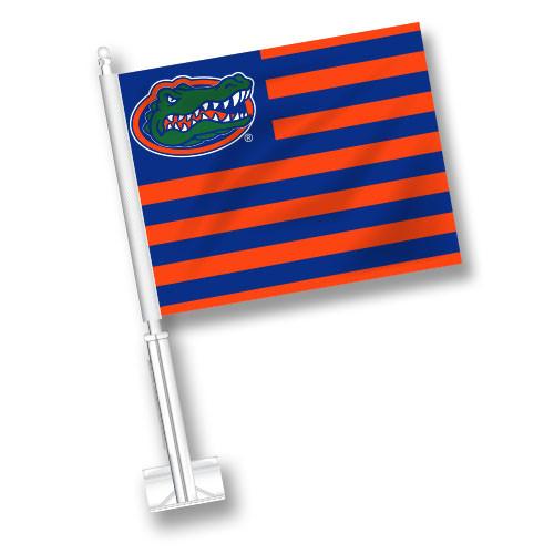 Florida Car Flag - American