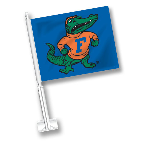 Florida Car Flag - Albert