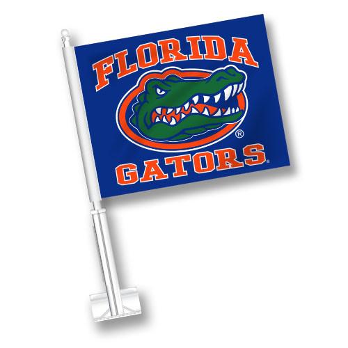 Florida Car Flag - Florida Gators