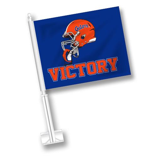 Florida Car Flag - Victory