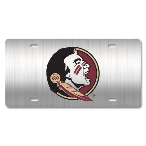 Florida State Metal License Plate