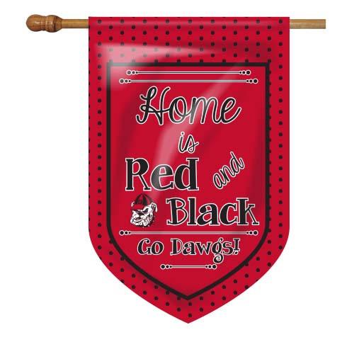 Georgia House Flag - Home Is