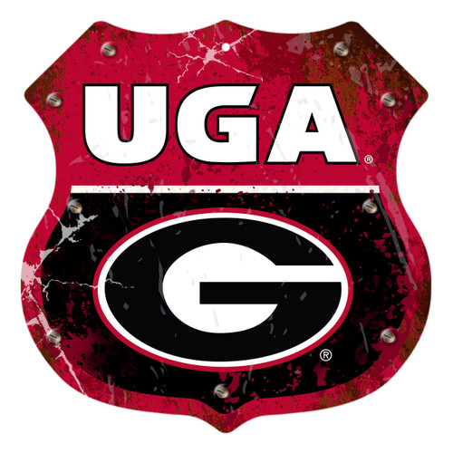 "Georgia 12"" Road Sign"