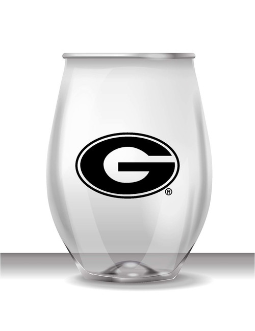 Georgia 16 oz Stemless Plastic Cup