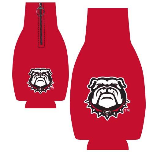 Georgia Bottle Hugger - Bulldog