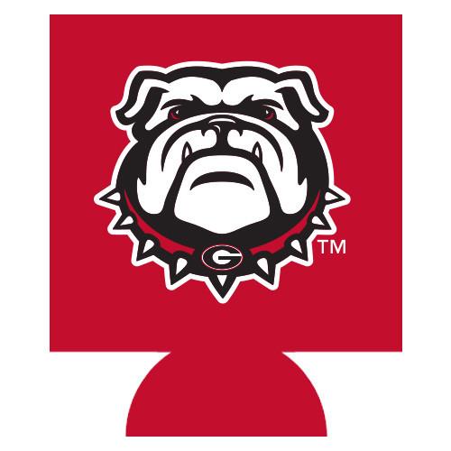 Georgia Can Hugger - Bulldog