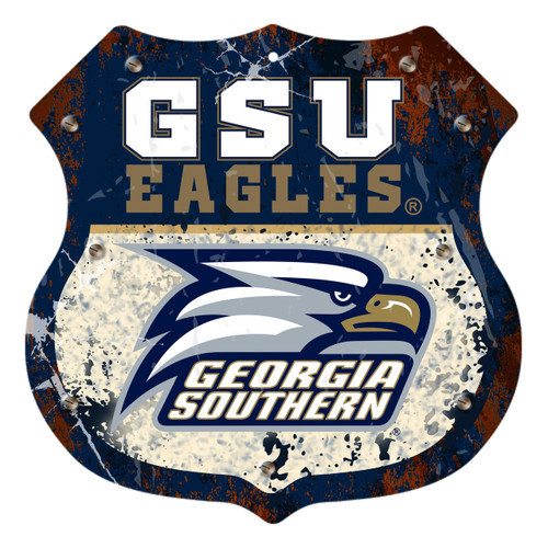 "Georgia Southern 12"" Road Sign"