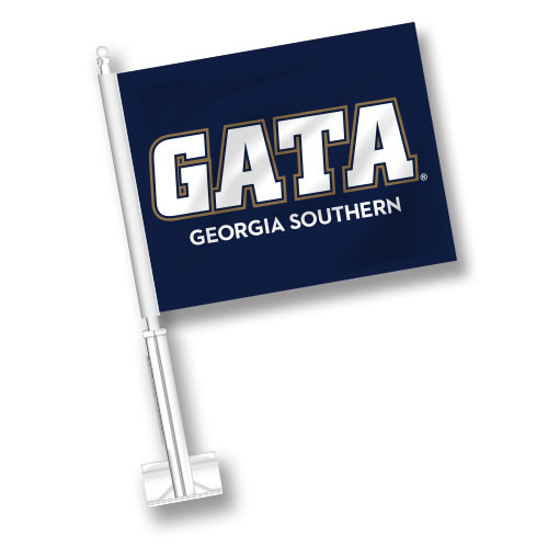 Georgia Southern Car Flag - GATA