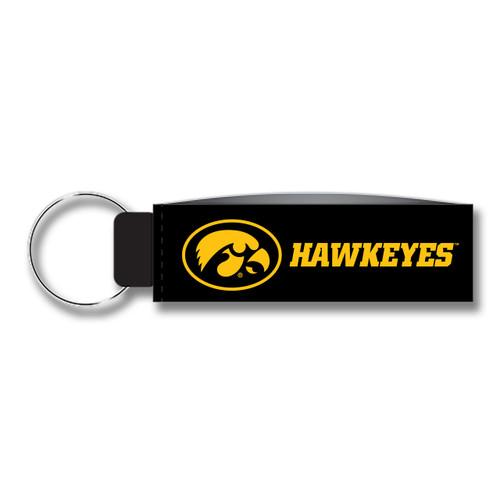 Iowa Keychain Wristlet