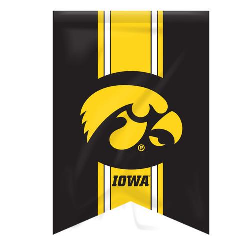 Iowa Vintage House Flag