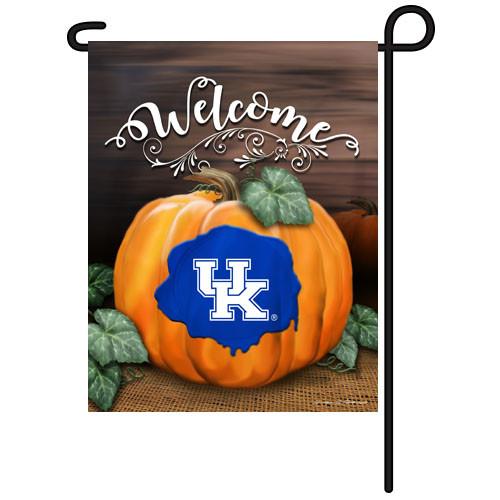 Kentucky Pumpkin Garden Flag