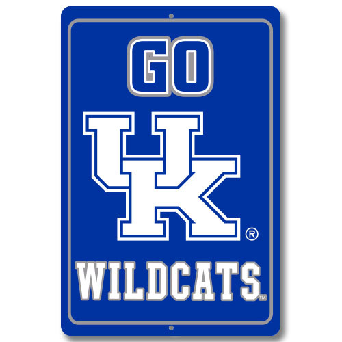 "Kentucky 12"" x 18"" Metal Sign"