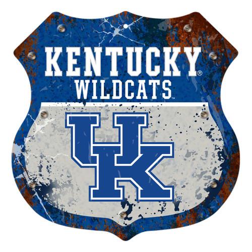 "Kentucky 12"" Road Sign"