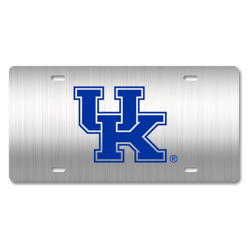 Kentucky Metal License Plate