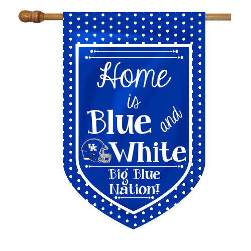 Kentucky House Flag - Home Is
