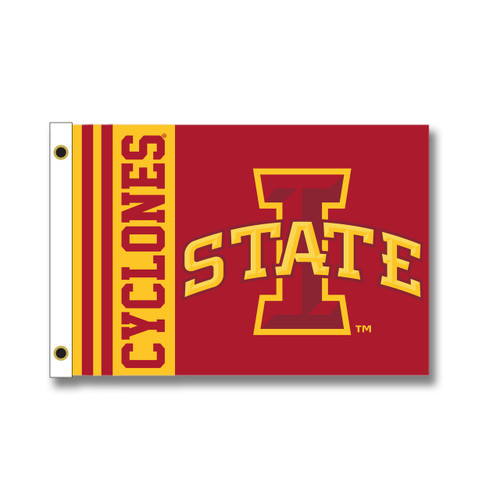 Iowa State Tailgating Flag