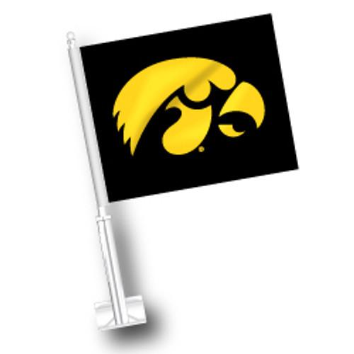 Iowa Car Flag